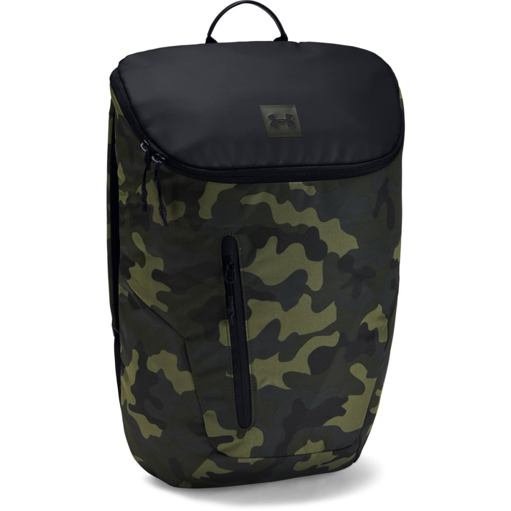 UNDER ARMOUR UA Sportstyle Backpack - 001-BLACK ARTILLERY