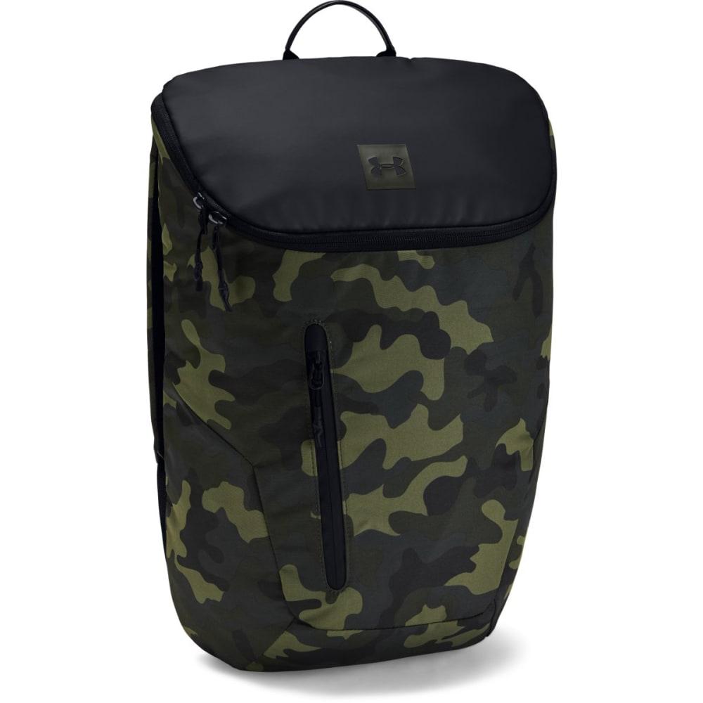UNDER ARMOUR UA Sportstyle Backpack - 001-BLACK ARTILLERY