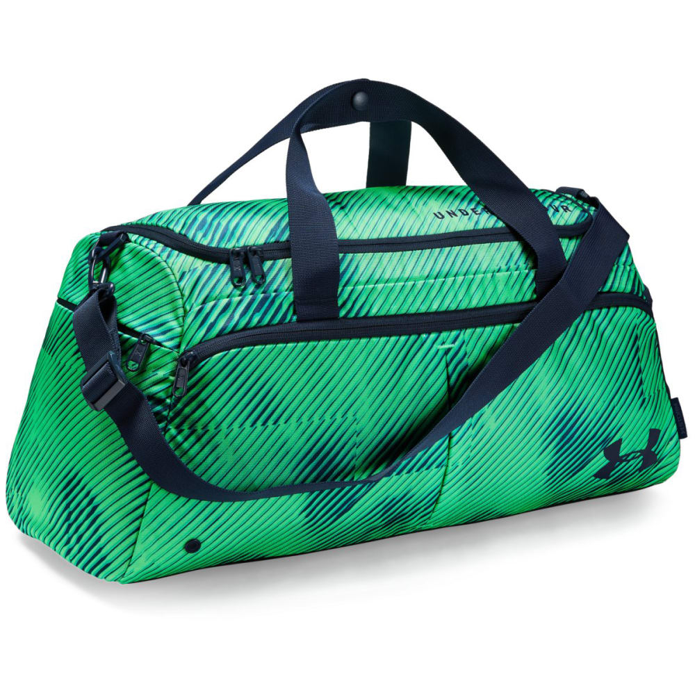 UNDER ARMOUR Women's UA Undeniable Duffle Bag, Small - 375-GREEN TYPHOON
