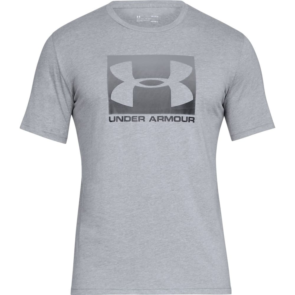 UNDER ARMOUR Men's UA Sportstyle Boxed Graphic Short-Sleeve Tee S