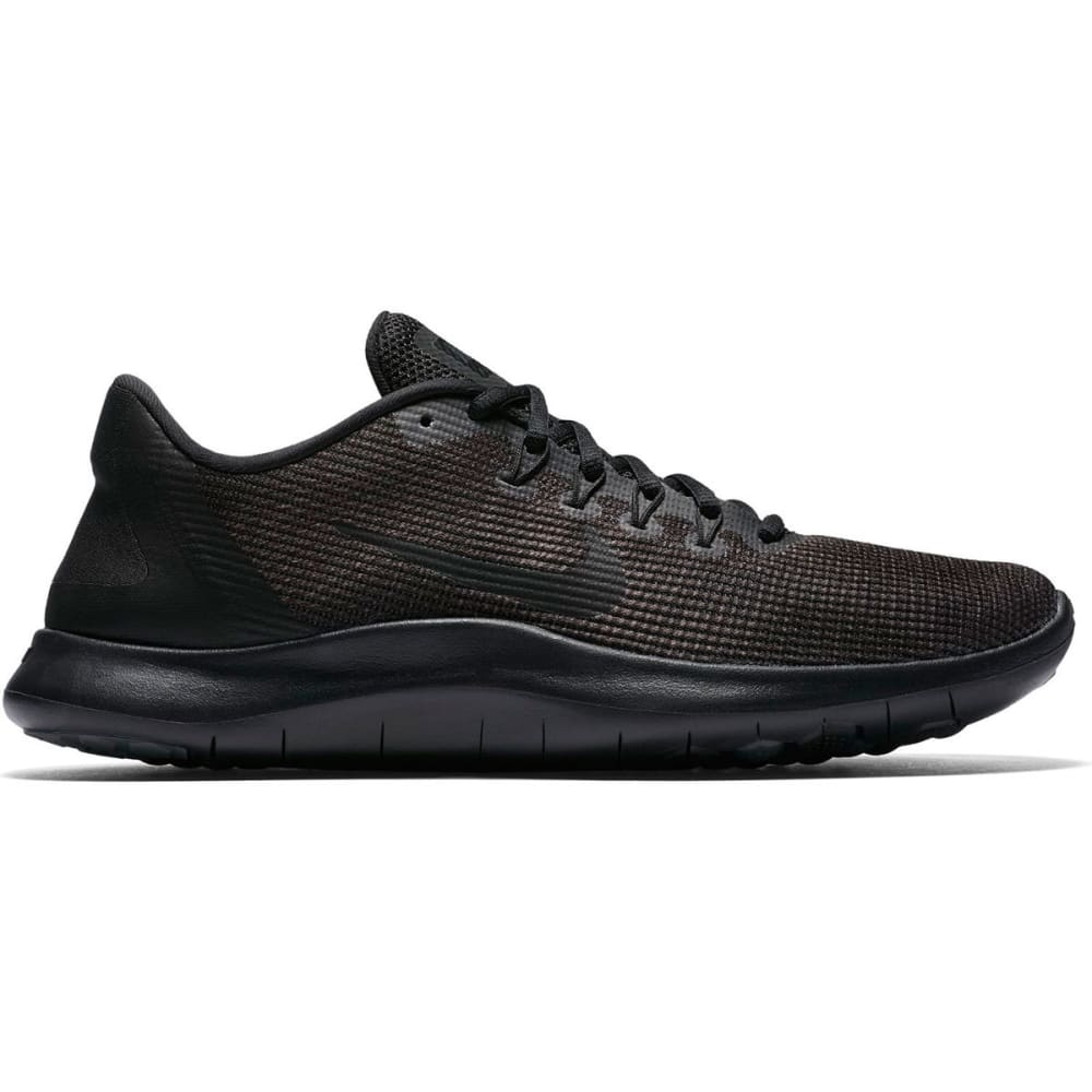 NIKE Men's Flex 2018 RN Running Shoes - BLACK - 002