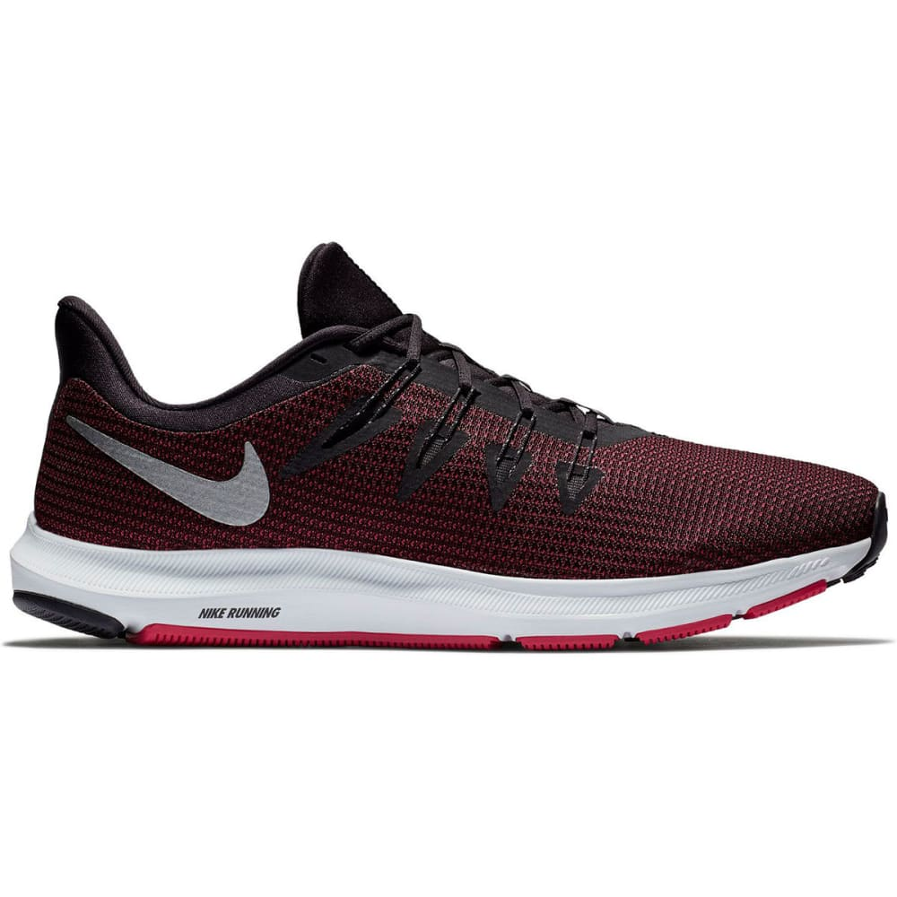 NIKE Men's Quest Running Shoes - OIL GREY -004