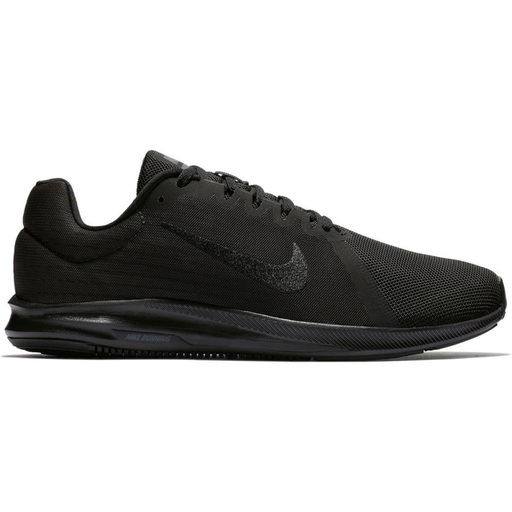 NIKE Men's Downshifter 8 Running Shoes, Wide - BLACK-002