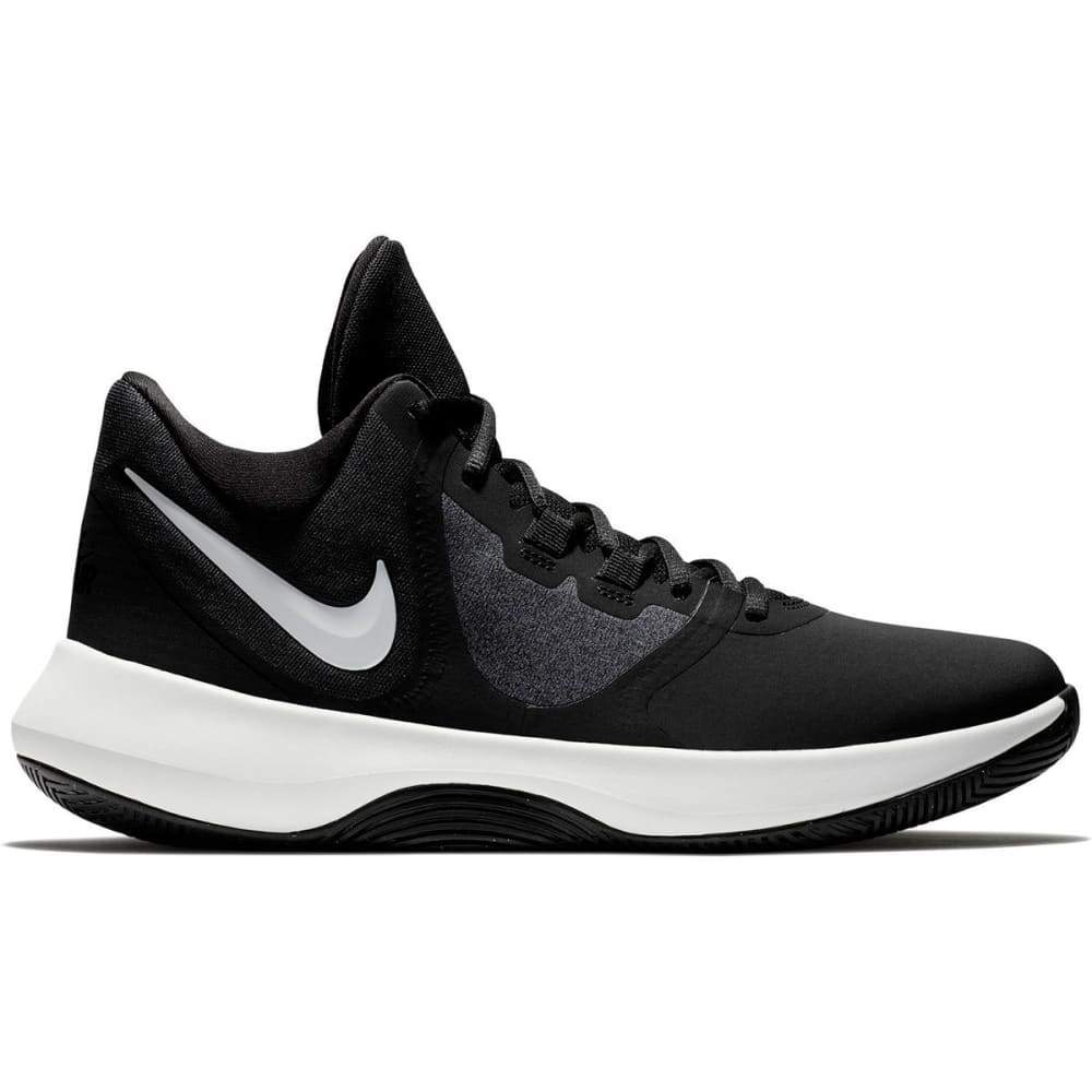 NIKE Men's Air Precision II NBK Basketball Shoes - BLACK-001
