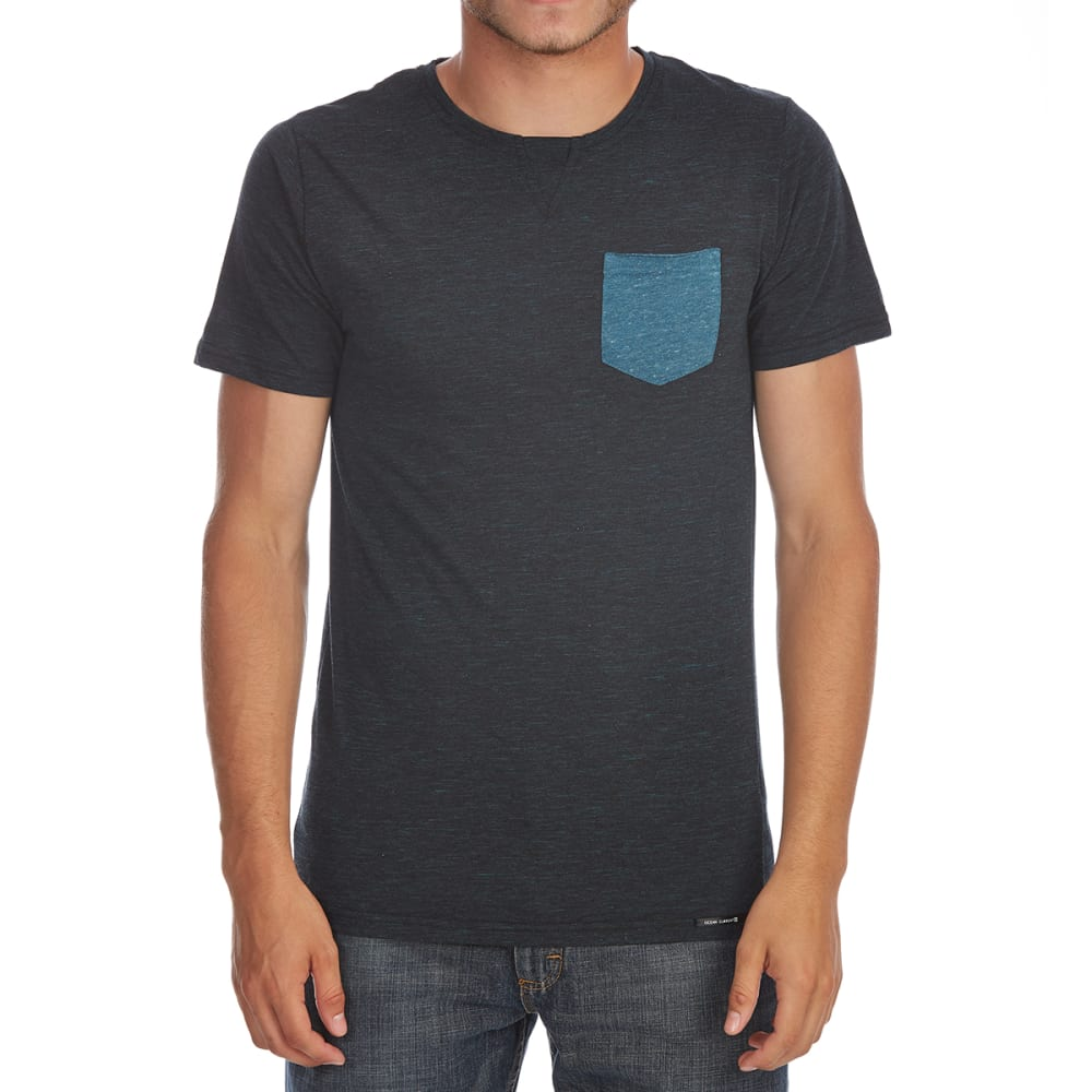 OCEAN CURRENT Guys' Holy High-Low Short-Sleeve Tee S