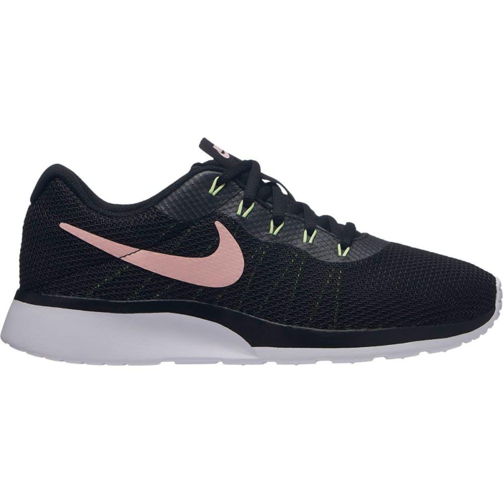 NIKE Women's Tanjun Racer Running Shoes - BLACK-009