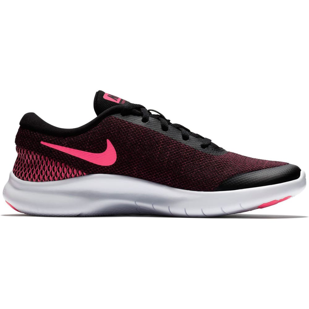 NIKE Women's Flex Experience RN 7 Running Shoes - BLACK-006
