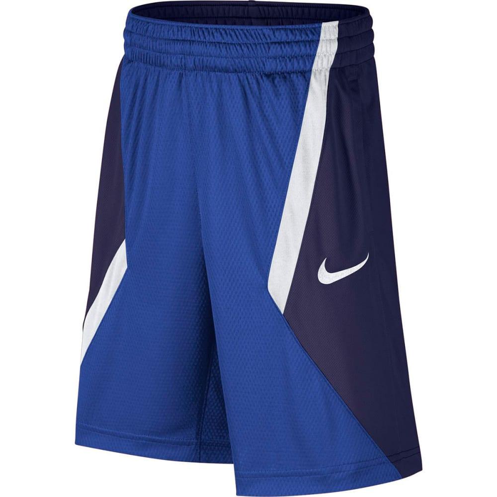 NIKE Big Boys' Avalanche Basketball Shorts - GAMERYL/BLUEVD-480