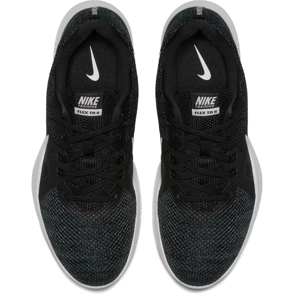 NIKE Women's Flex TR 8 Cross-Training Shoes - BLACK-001