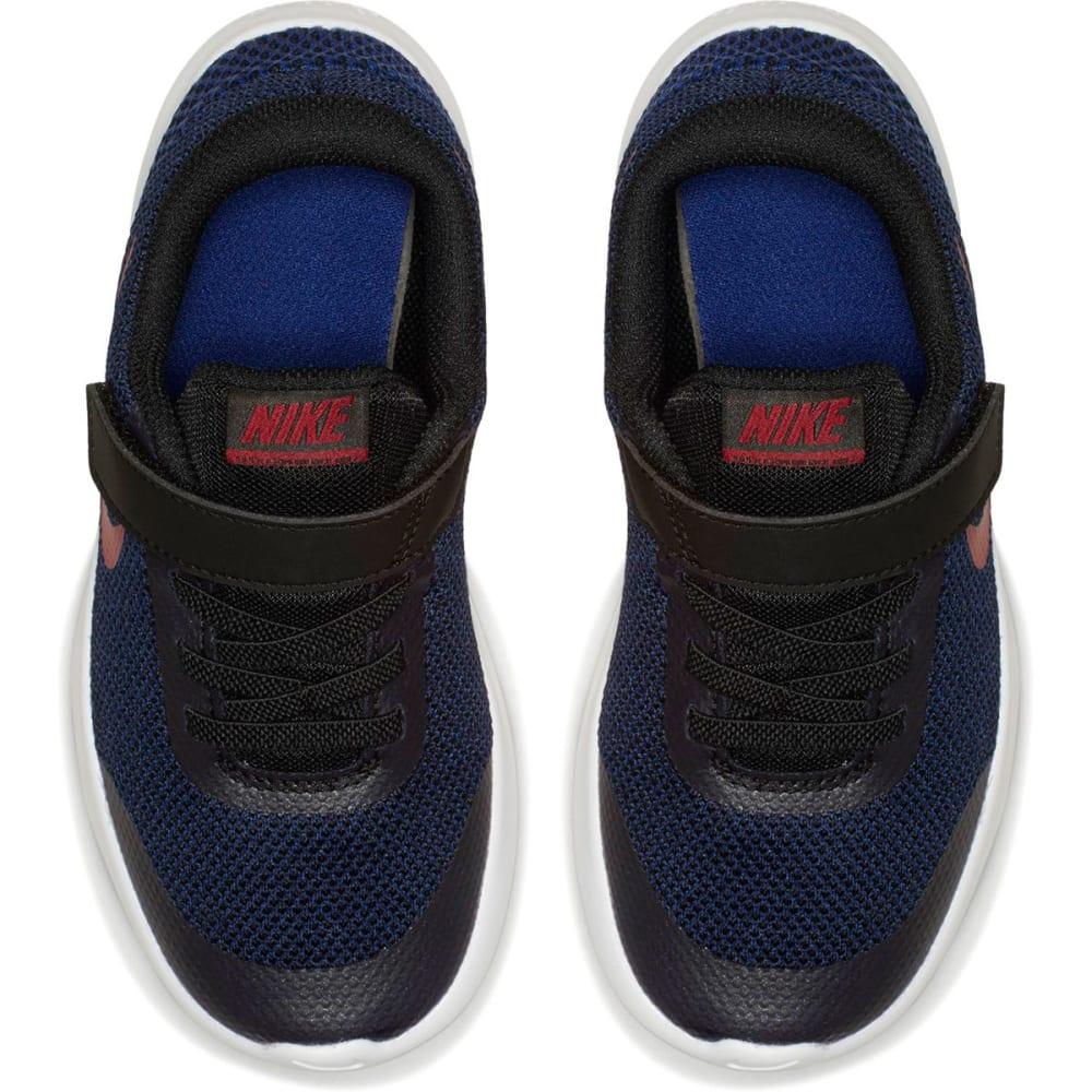 NIKE Little Boys' Preschool Flex Experience Run 7 Sneakers - BLACK-007