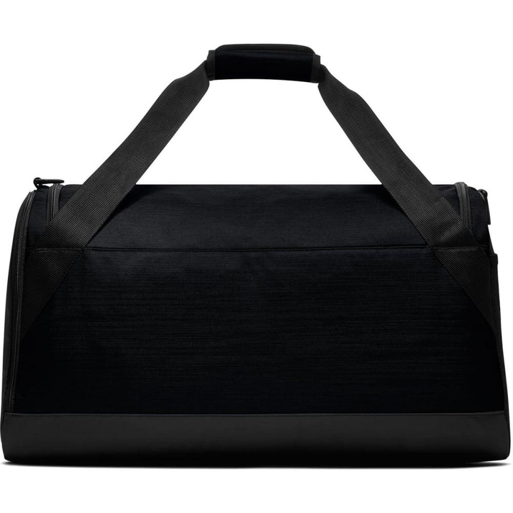 NIKE Brasilia Duffel Bag, Medium - 010-BLACKWHITE