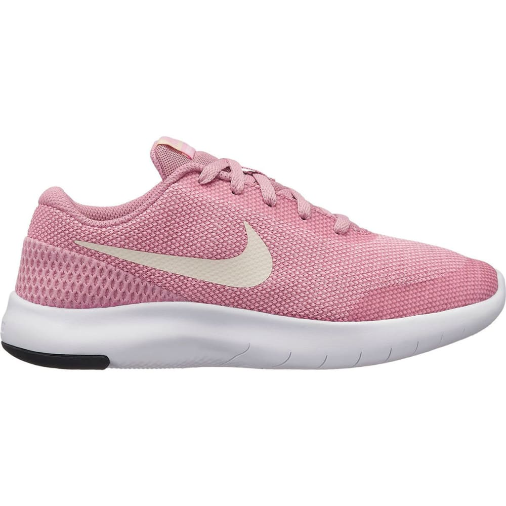 NIKE Big Girls' Grade School Flex Experience Run 7 Running Shoes - ELEMENT PINK-601