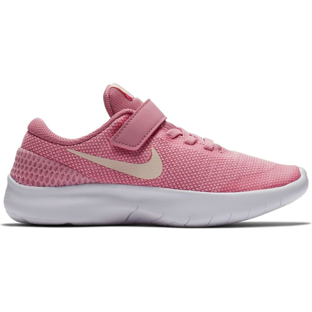 NIKE Little Girls' Preschool Flex Experience Run 7 Sneakers - ELEMENT PINK-601