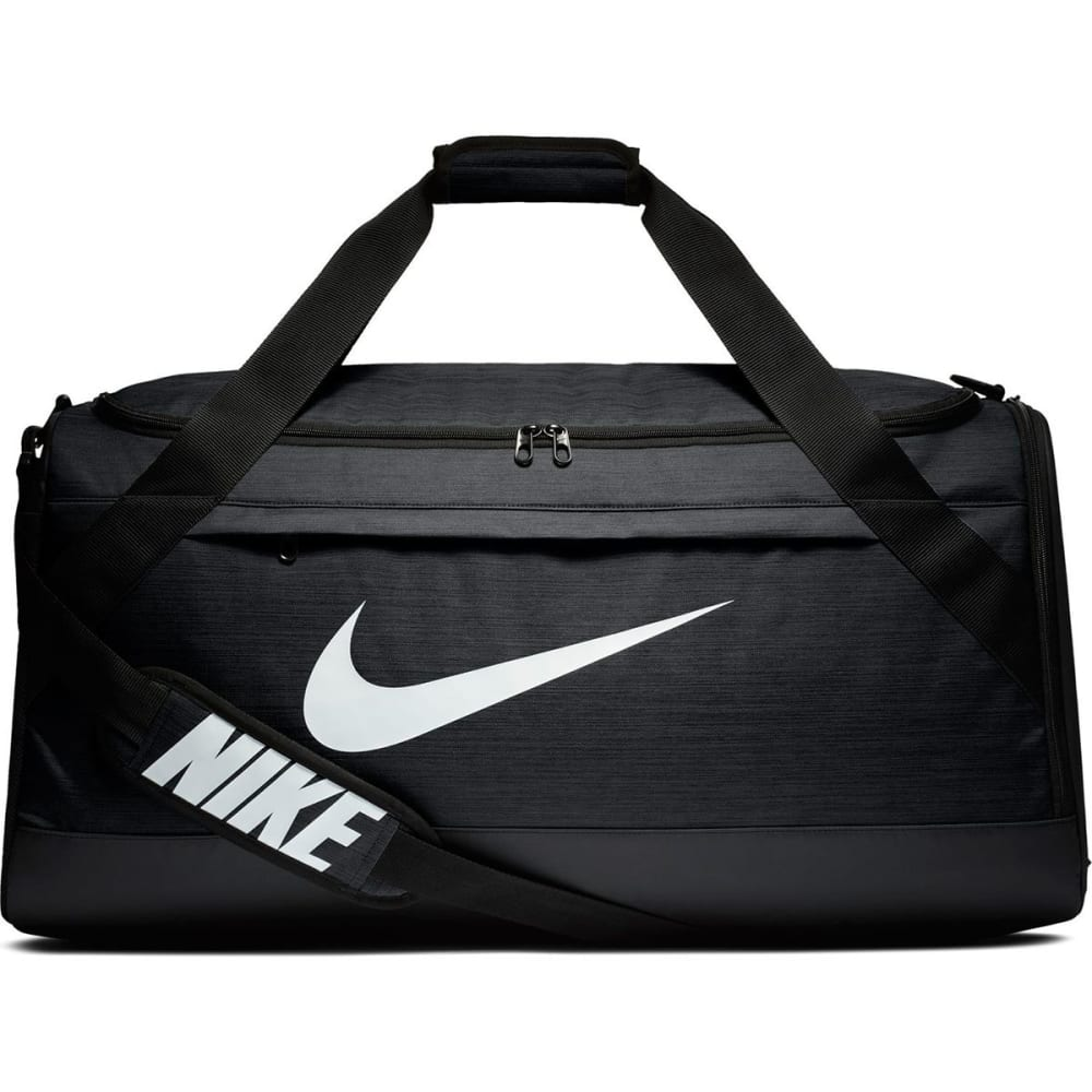 NIKE Brasilia Duffel Bag, Large NO SIZE