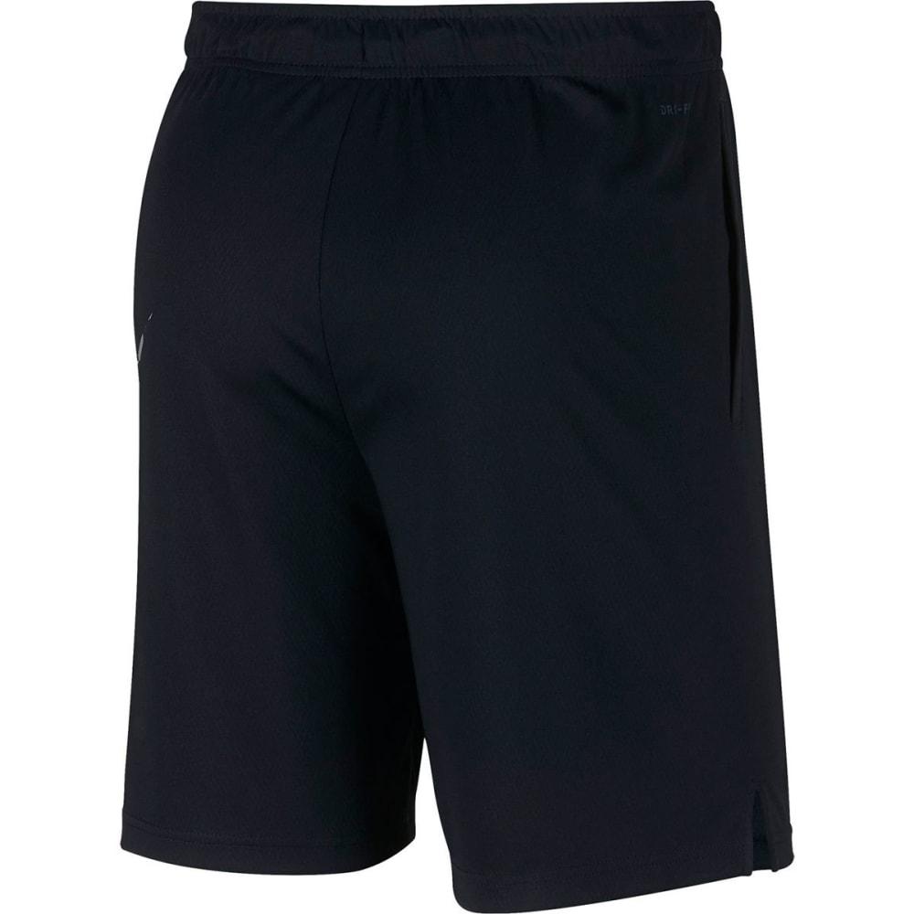 NIKE Men's Dry Training Shorts - BLACK-010