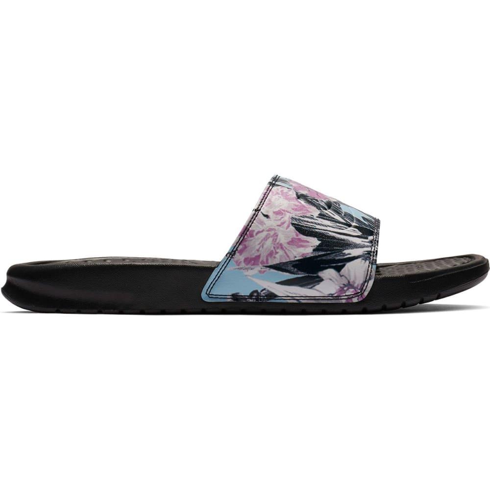 NIKE Women's Benassi Just Do It Slide Sandals 8