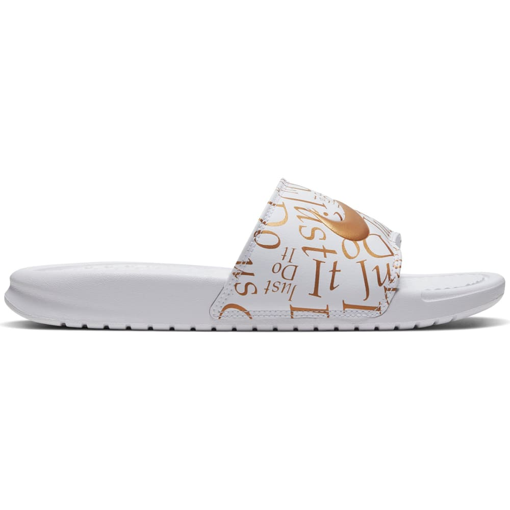 NIKE Women's Benassi Just Do It Slide Sandals 7