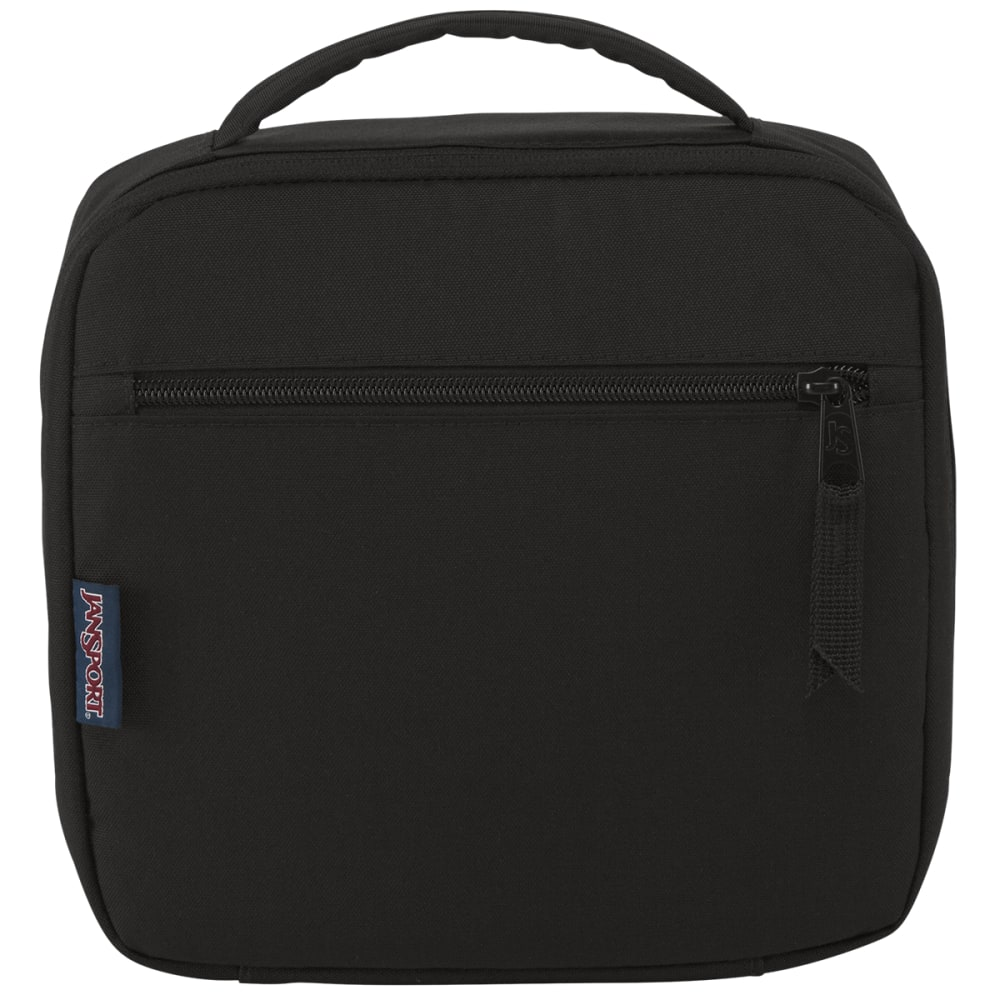 JANSPORT Lunch Break Lunch Box - 008-BLACK