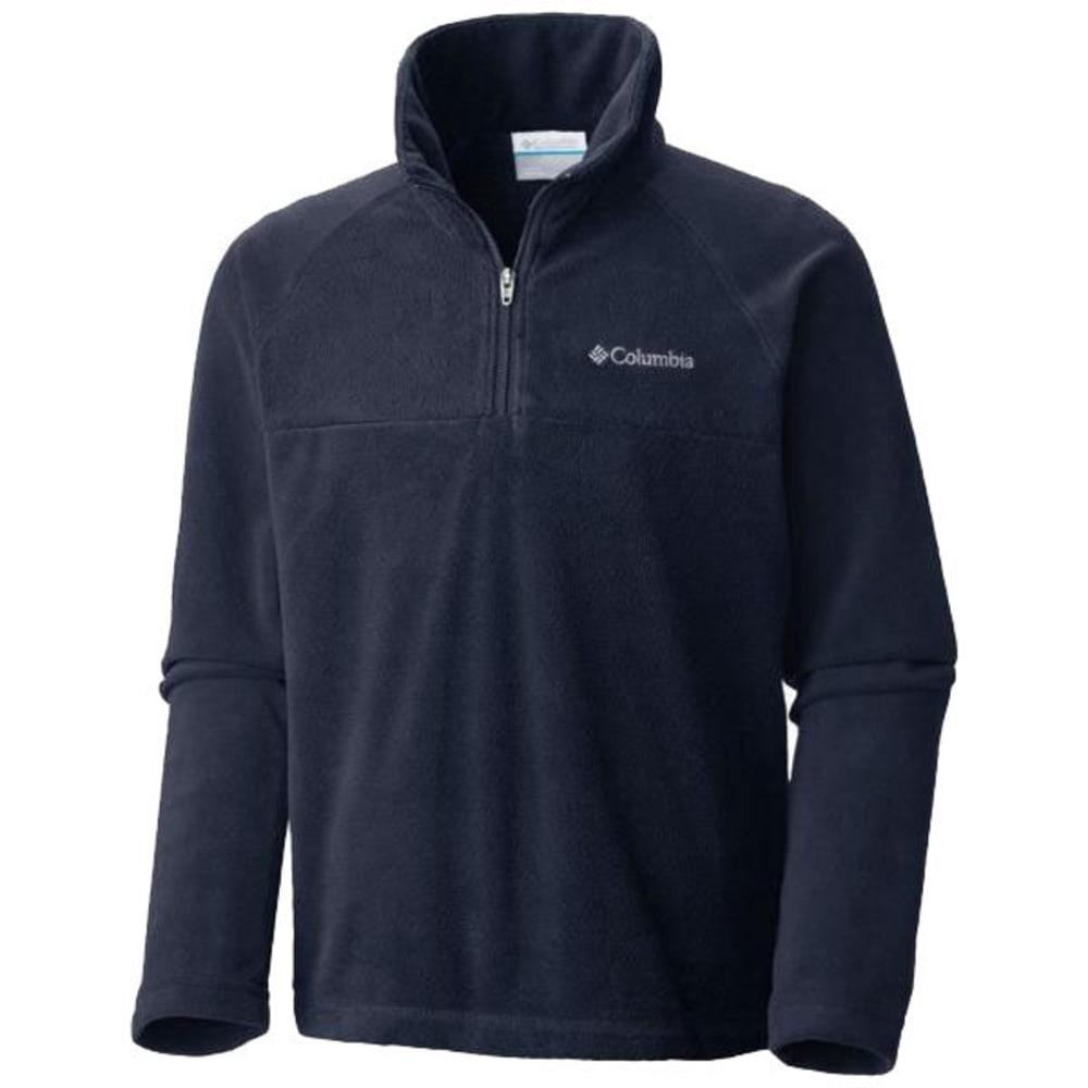 Columbia Boys Glacial(TM) Fleece Half Zip Jacket - Blue, L