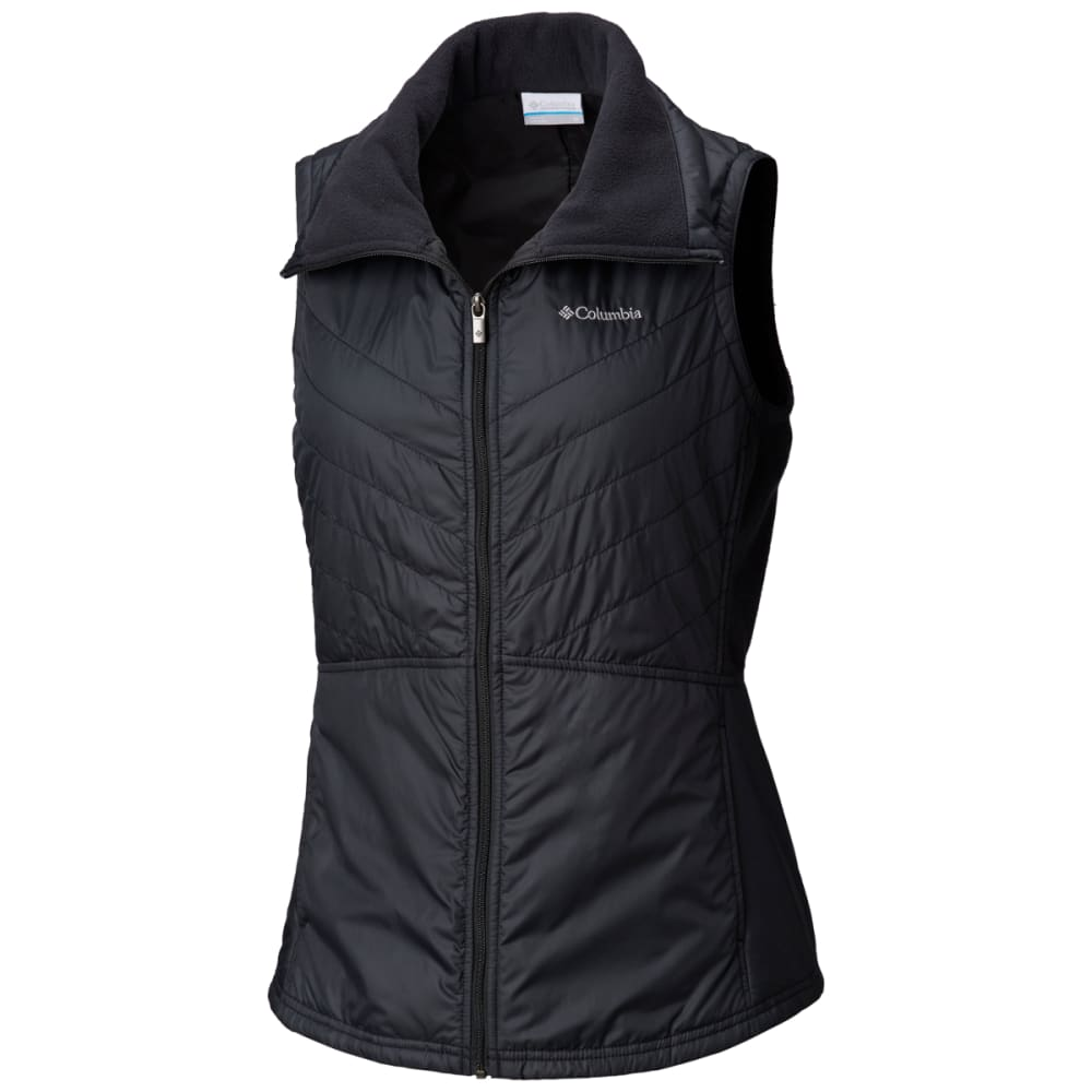 "Columbia Women's Mix It Around""  Ii Vest - Black, M"