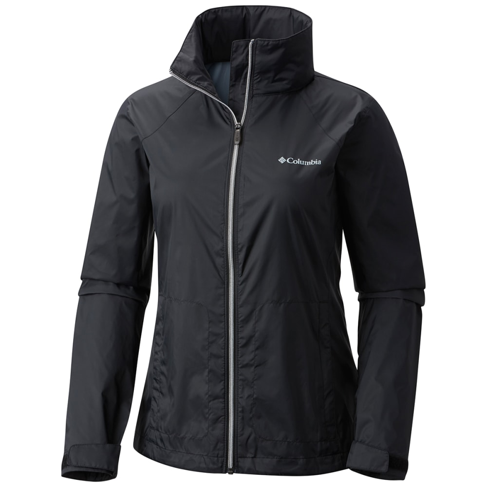 COLUMBIA Women's Switchback III Jacket - BLACK-010