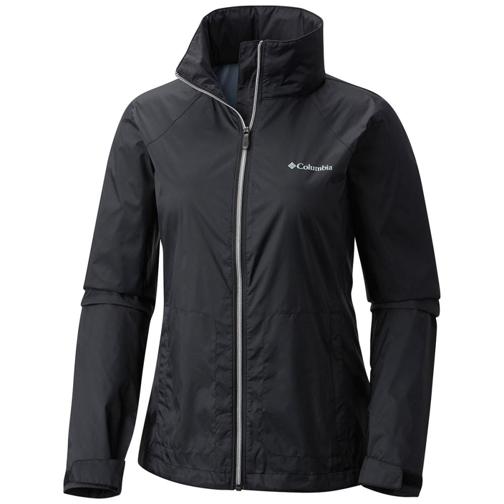 COLUMBIA Women's Switchback III Jacket - BLACK-010