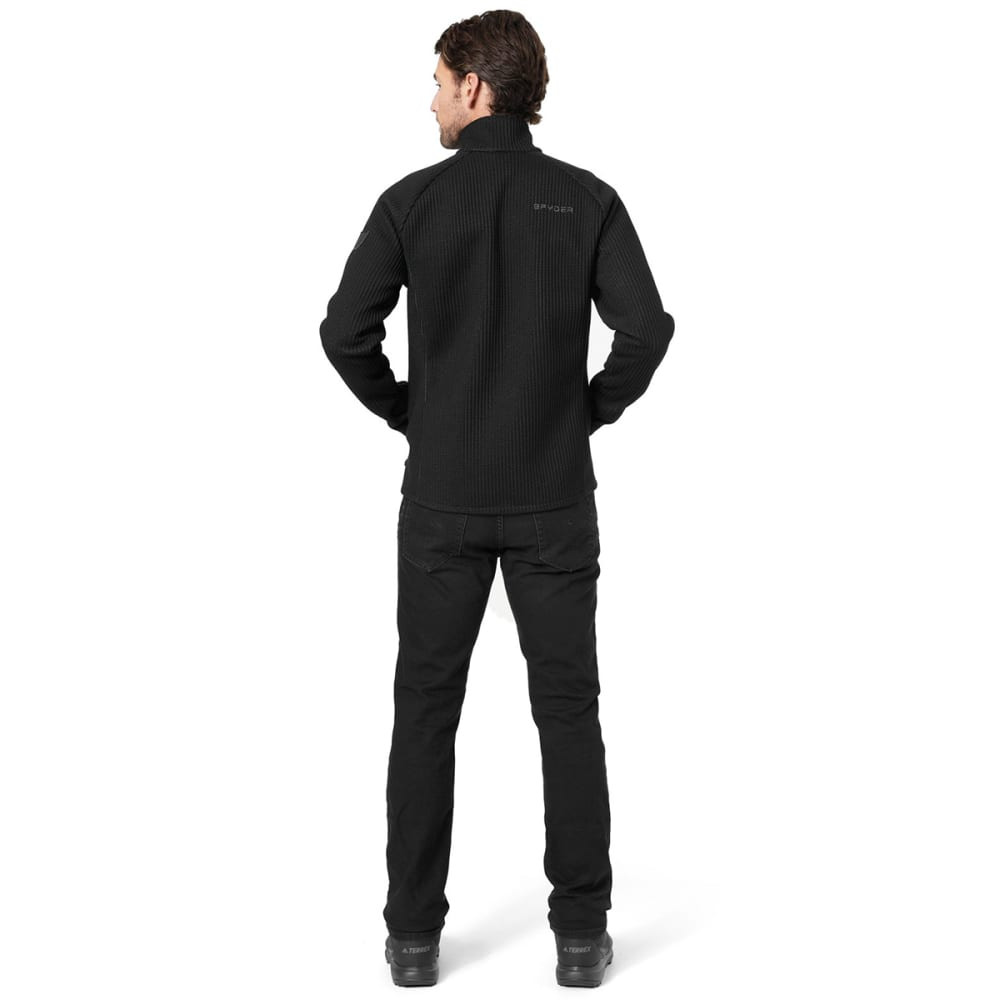 SPYDER Men's Ouzo Full-Zip Stryke Jacket - POLAR-069