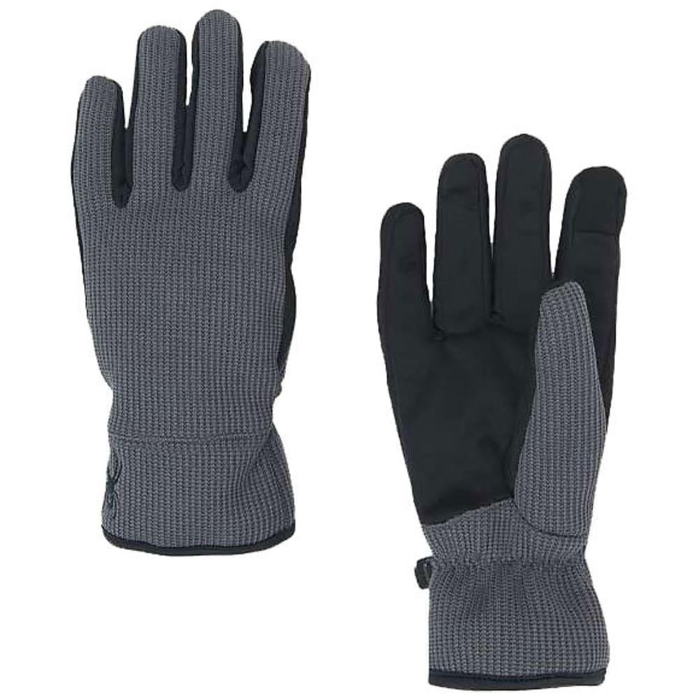 SPYDER Men's Bandit Stryke Gloves - BLACK