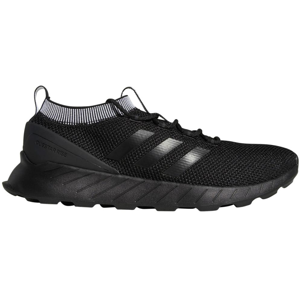 Adidas Men's Questar Rise Running Shoes - Black, 13