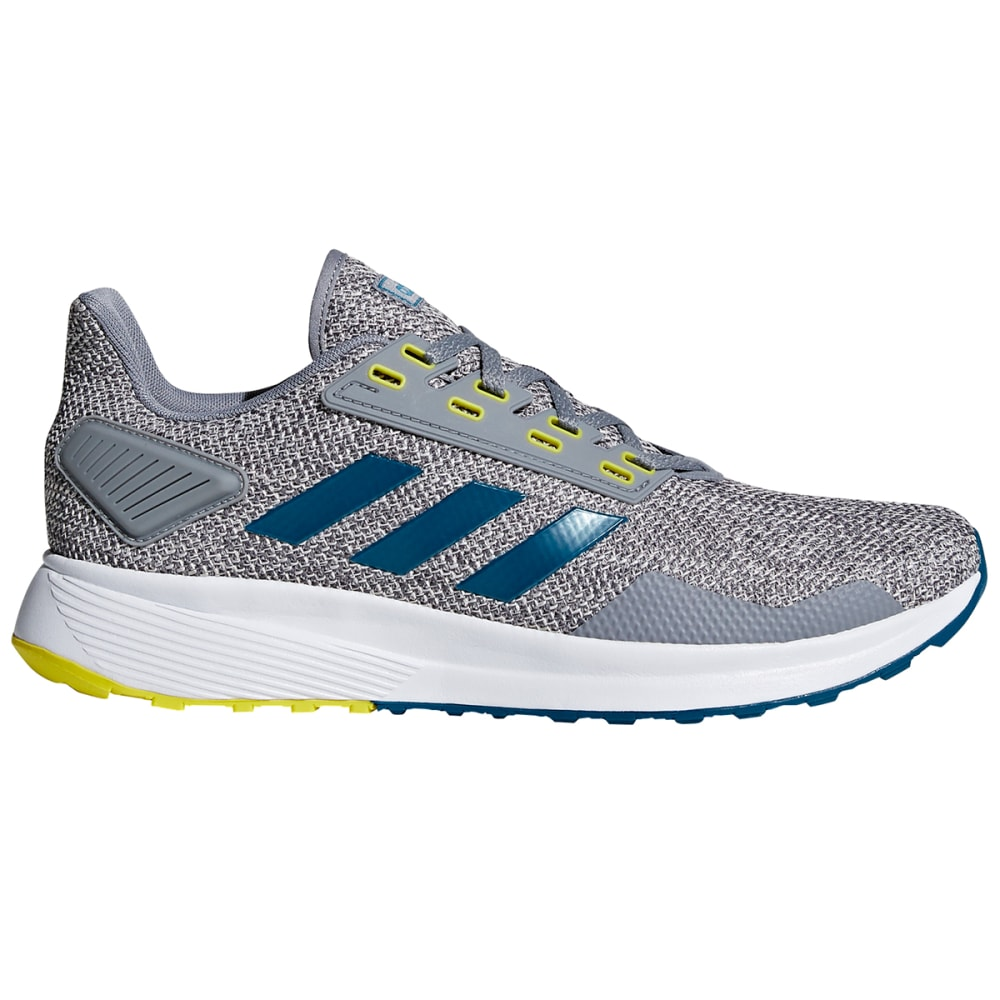 ADIDAS Men's Duramo 9 Running Shoes - GREY-BB6920