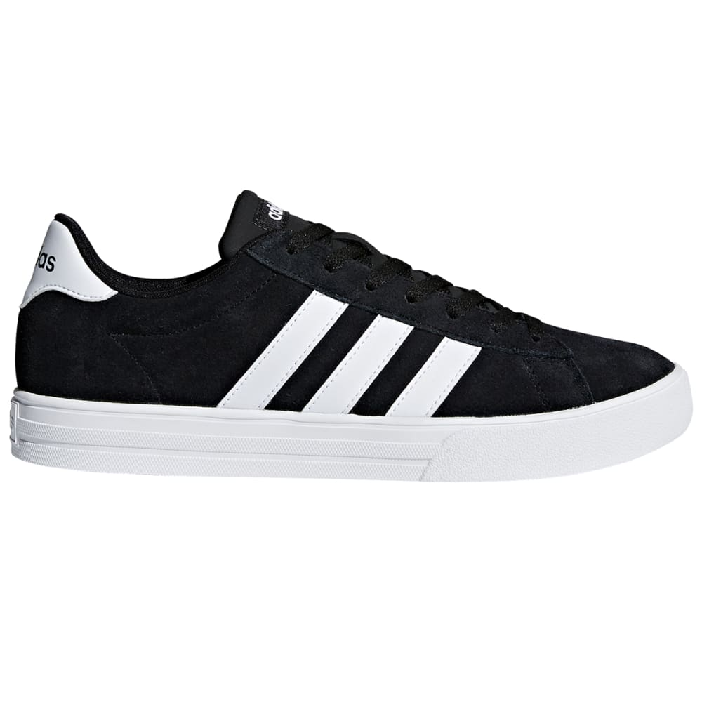 ADIDAS Men's Daily 2.0 Skate Shoes - BLACK-DB0273