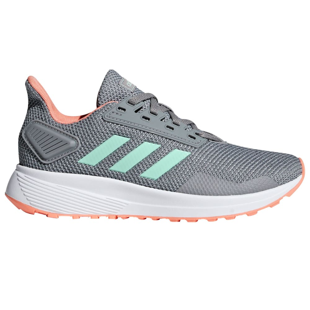 ADIDAS Little Girls' Duramo 9 Sneakers - GREY-BB7063