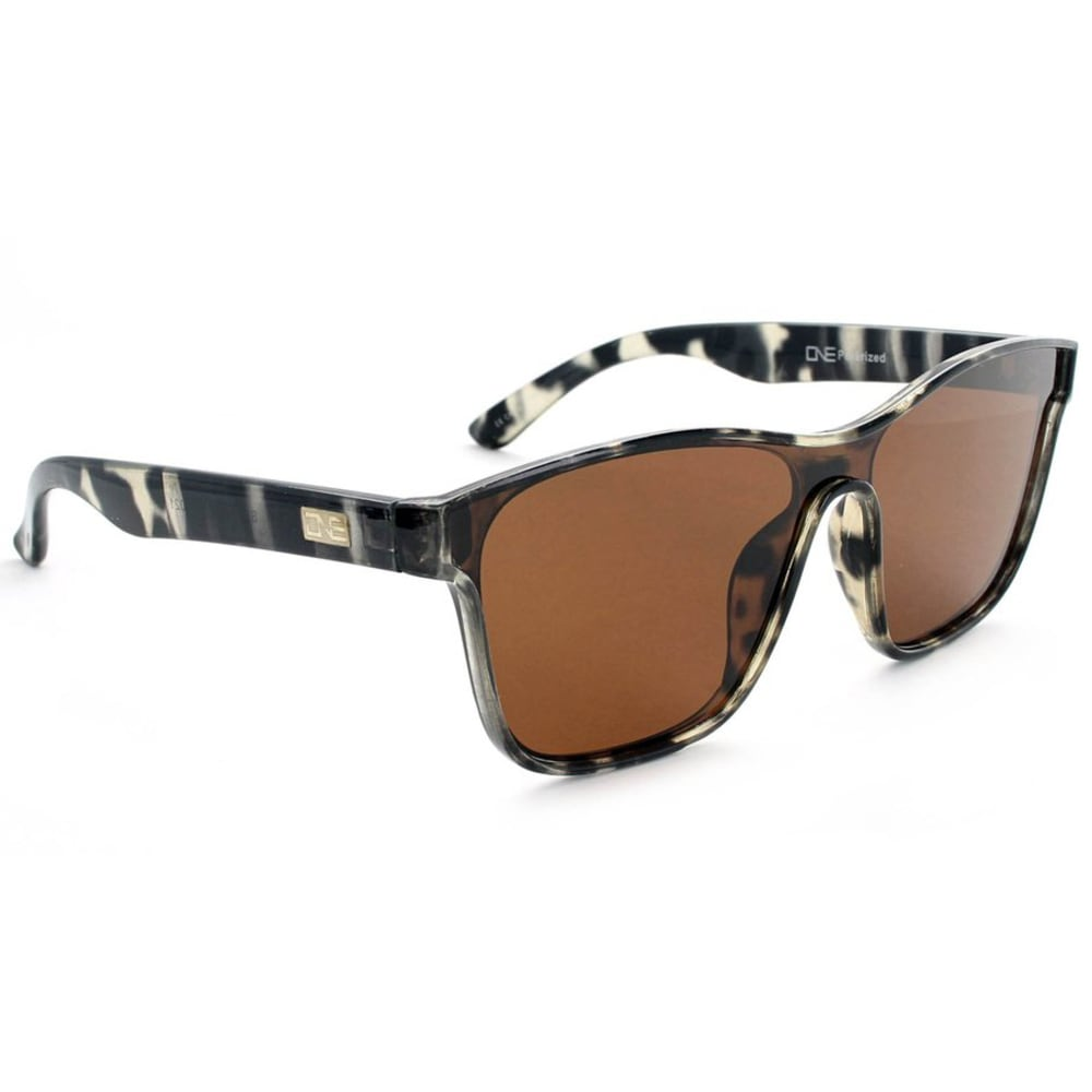 ONE BY OPTIC NERVE Boardroom Polarized Sunglasses NO SIZE