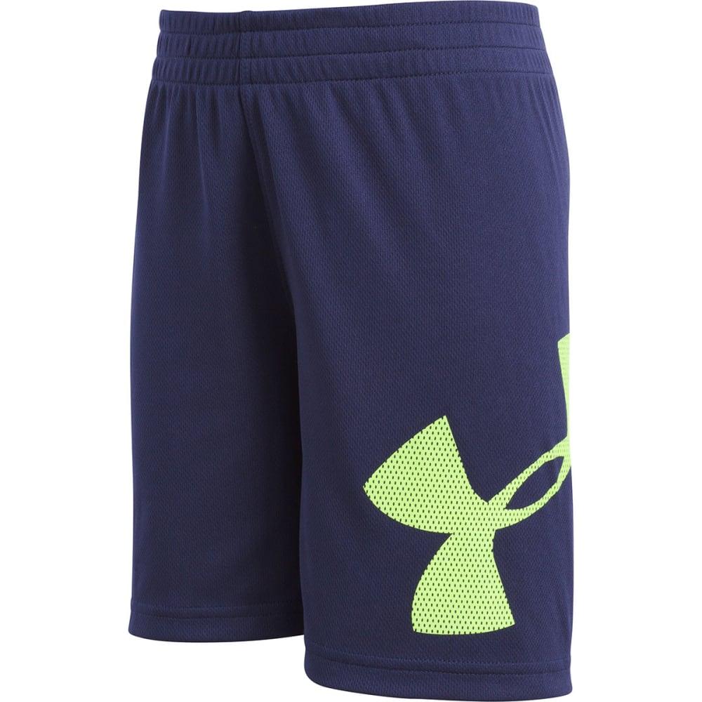 UNDER ARMOUR Little Boys' Zoom Striker Shorts - ACADEMY-41
