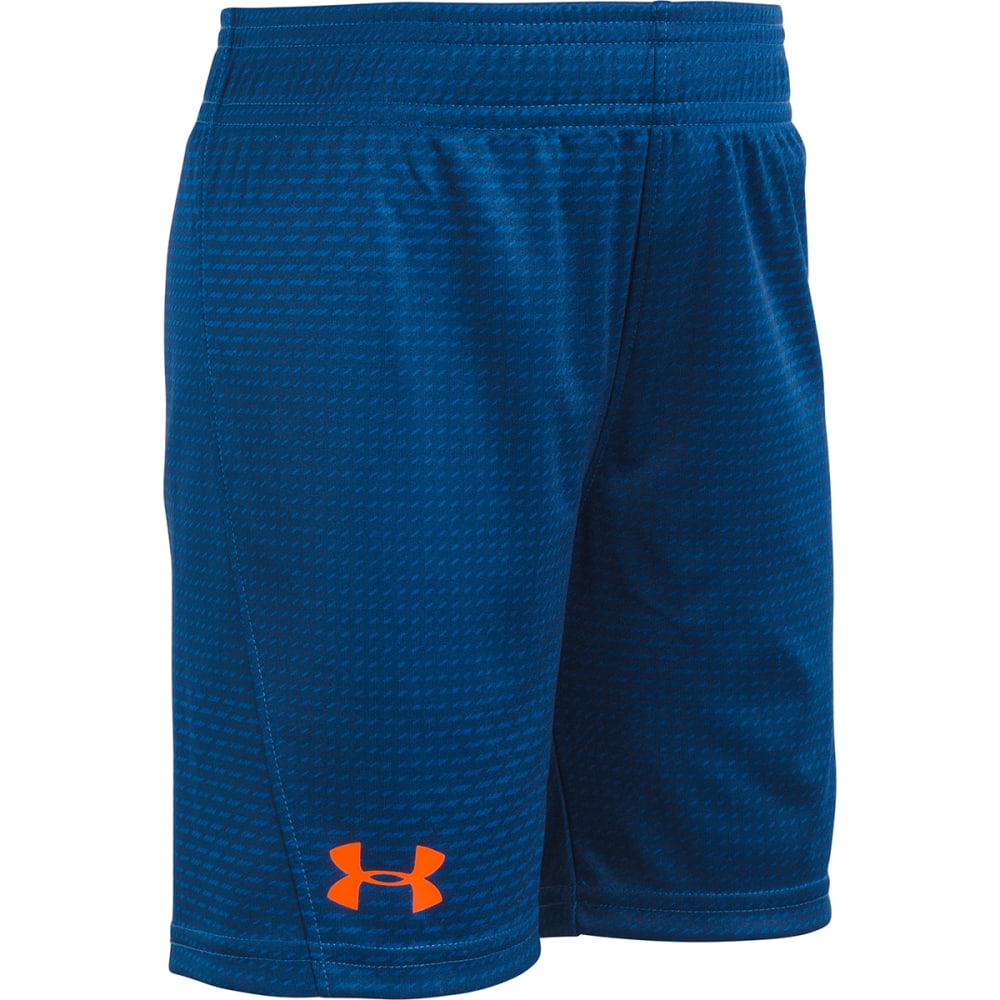 UNDER ARMOUR Little Boys' Sync Boost Shorts - MOROCCAN BLUE-42