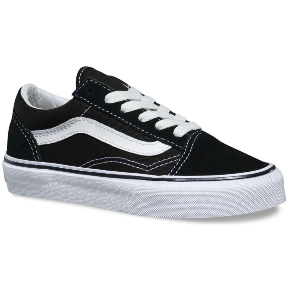 VANS Kids' Old Skool Skate Shoes 1