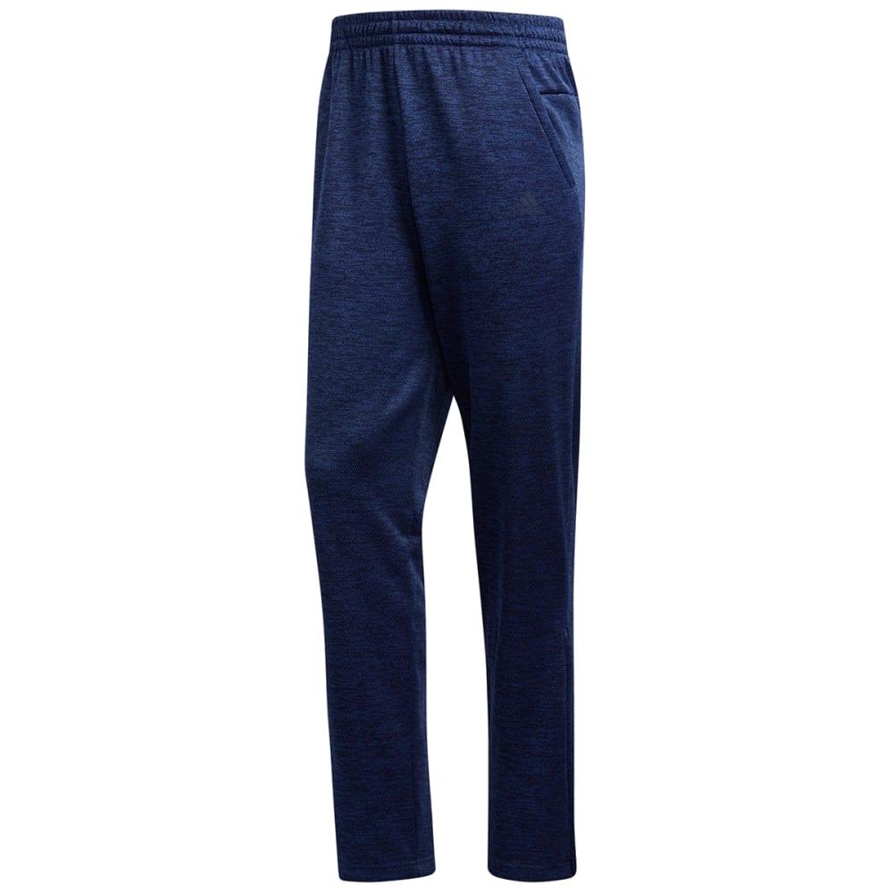 Adidas Men's Team Issue Fleece Pants - Blue, XL
