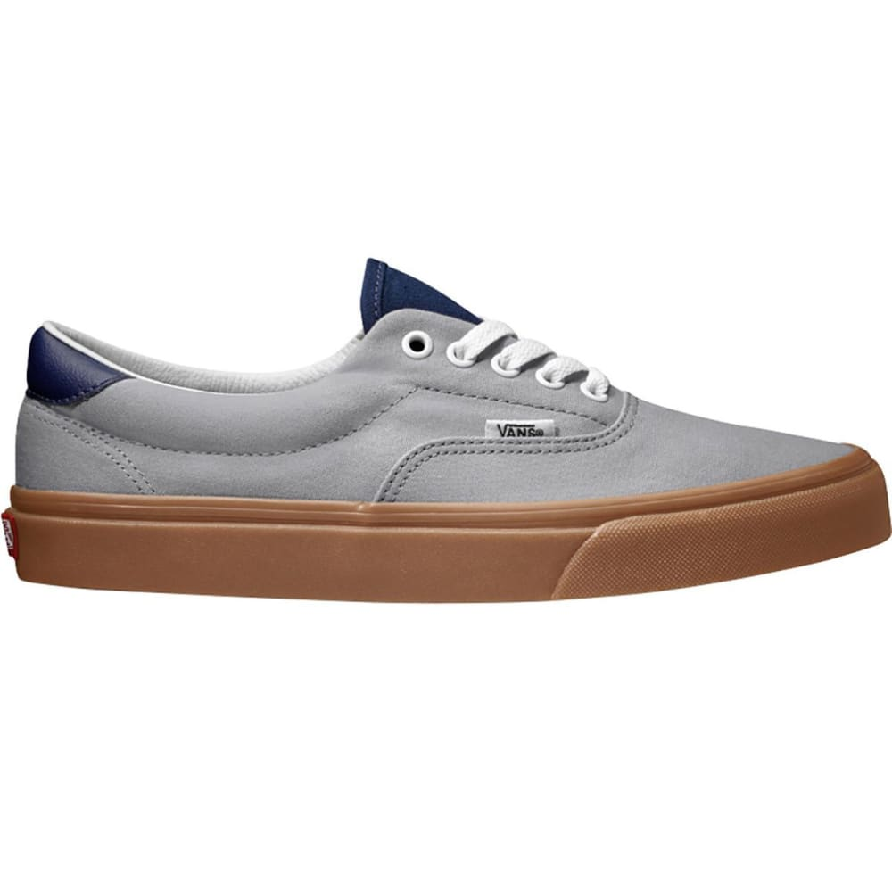 VANS Men's Era 59 Varsity Sport Skate Shoes - ALLOY/DRESS BLUES