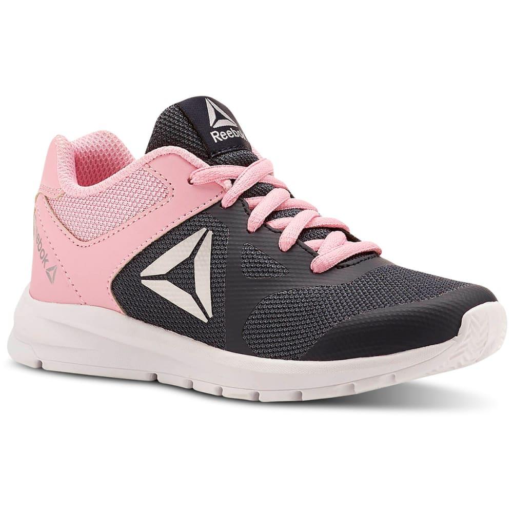 REEBOK Girls' Rush Runner Running Shoes 2