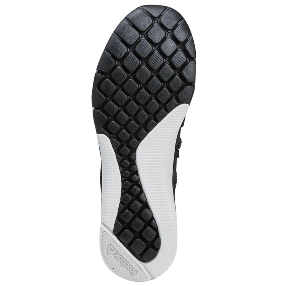 REEBOK Women's Print Her 3.0 Lace Running Shoes - BLACK-CN2422