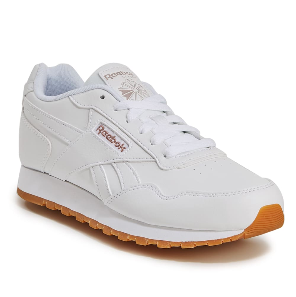 REEBOK Women's Classic Harman Run Sneakers - WHITE-CN0712