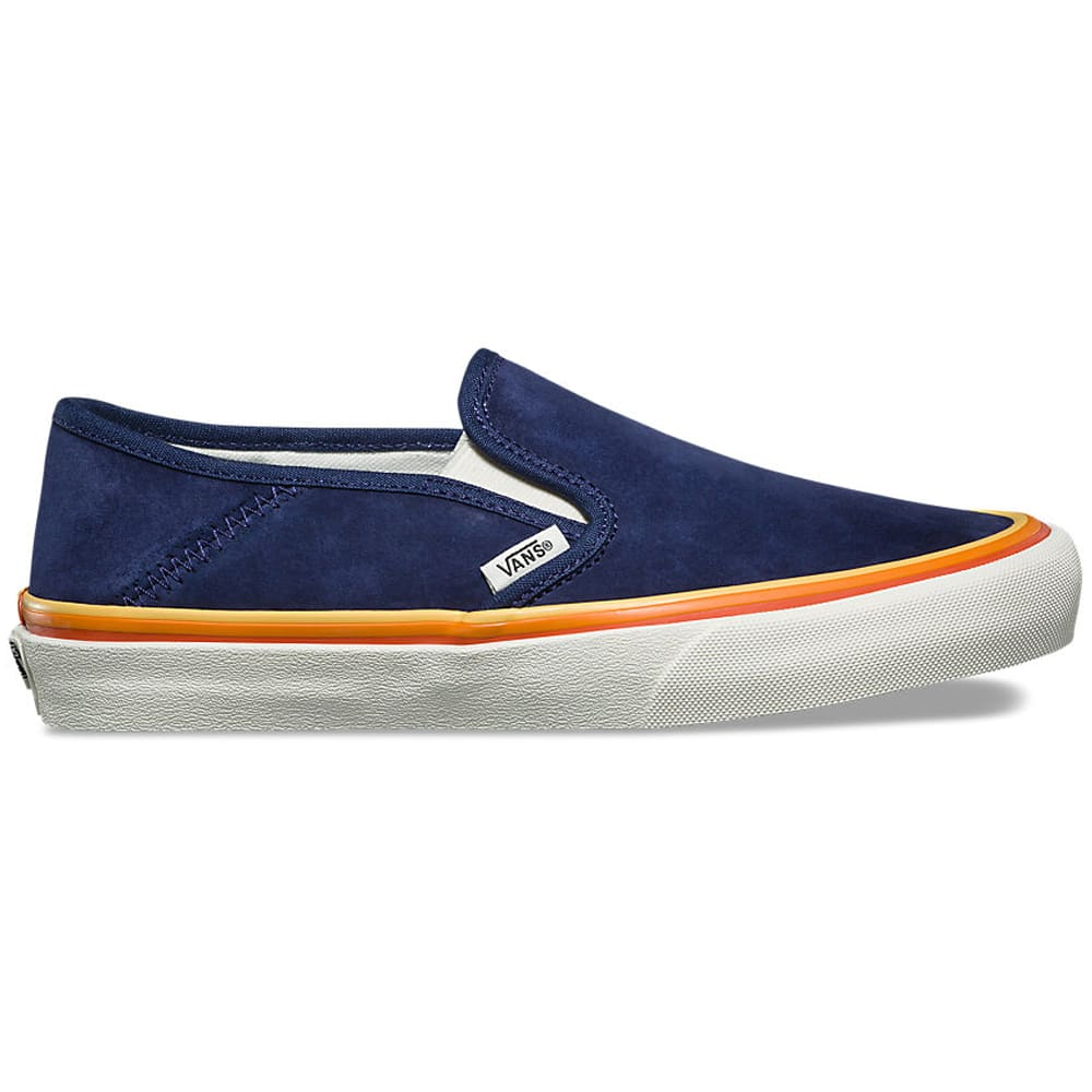 Vans Unisex Slip-On Sf Sneakers - Blue, 8.5