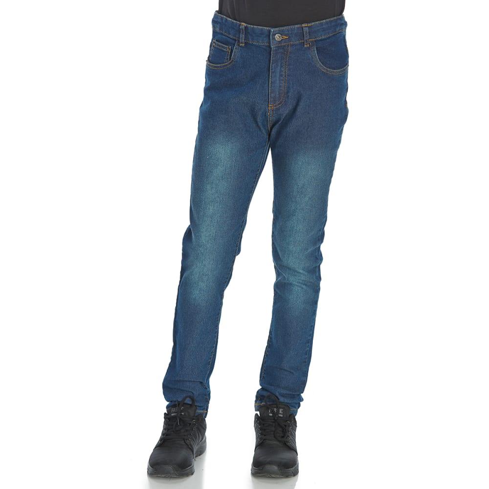 MINOTI Big Boys' Skinny Denim Jeans 9-10