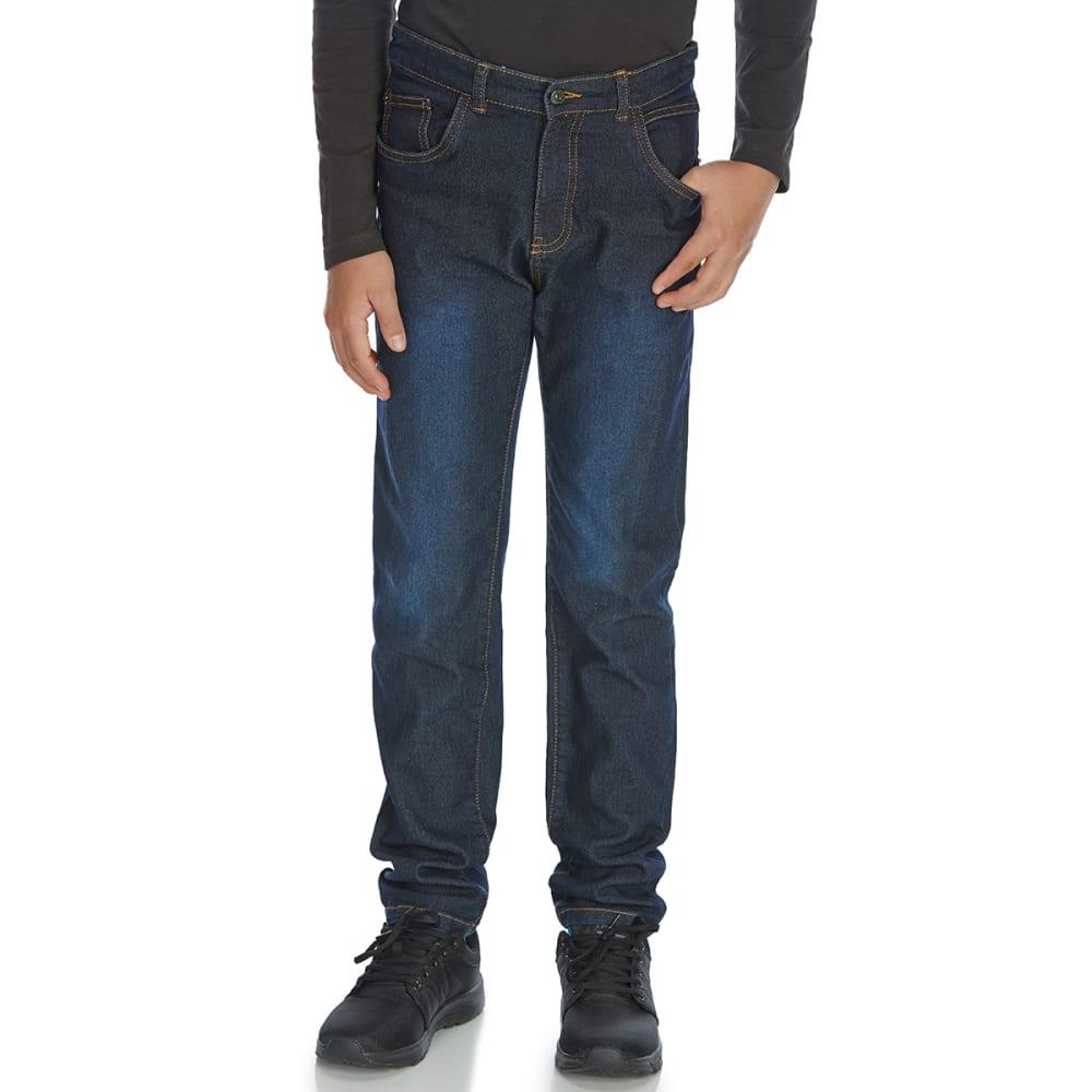 MINOTI Big Boys' Regular Denim Jeans 8-9