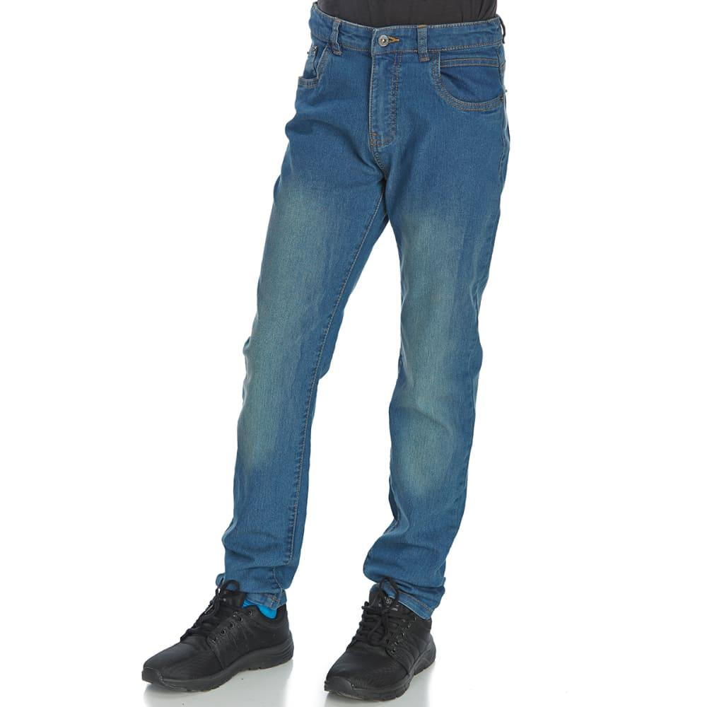 Minoti Little Boys' Denim Jeans - Blue, 5-6