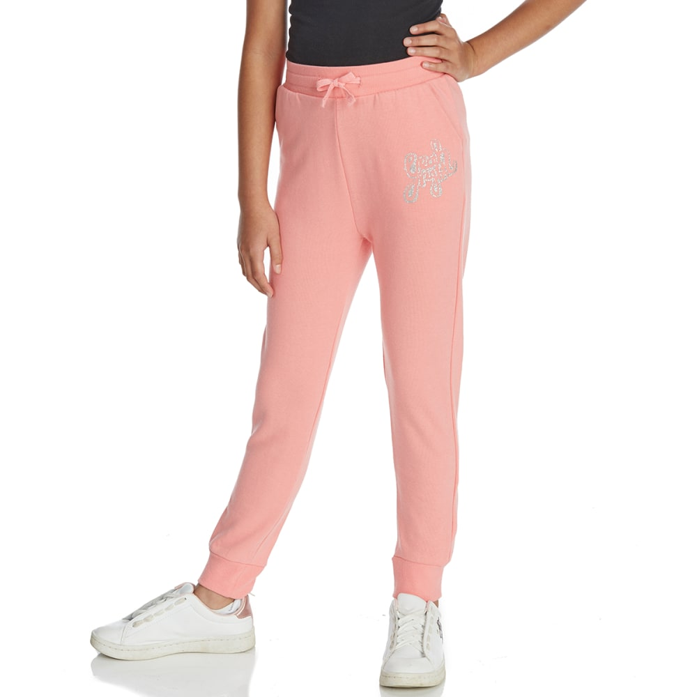 MINOTI Little Girls' Jogger Pants 3-4
