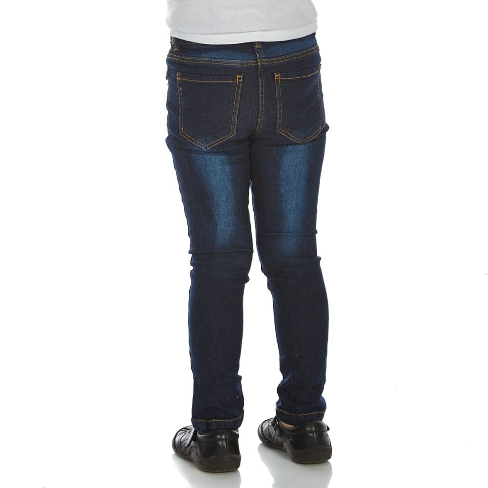 MINOTI Little Girls' Denim Jeans - GJEAN5-DARKDENIM