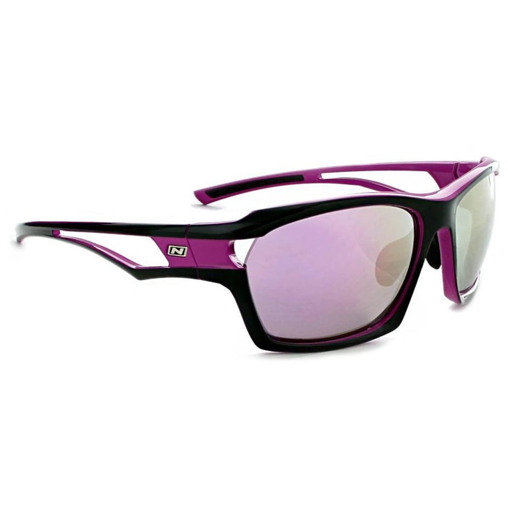 OPTIC NERVE Cassette Sunglasses - SHINY VIOLET/BLACK