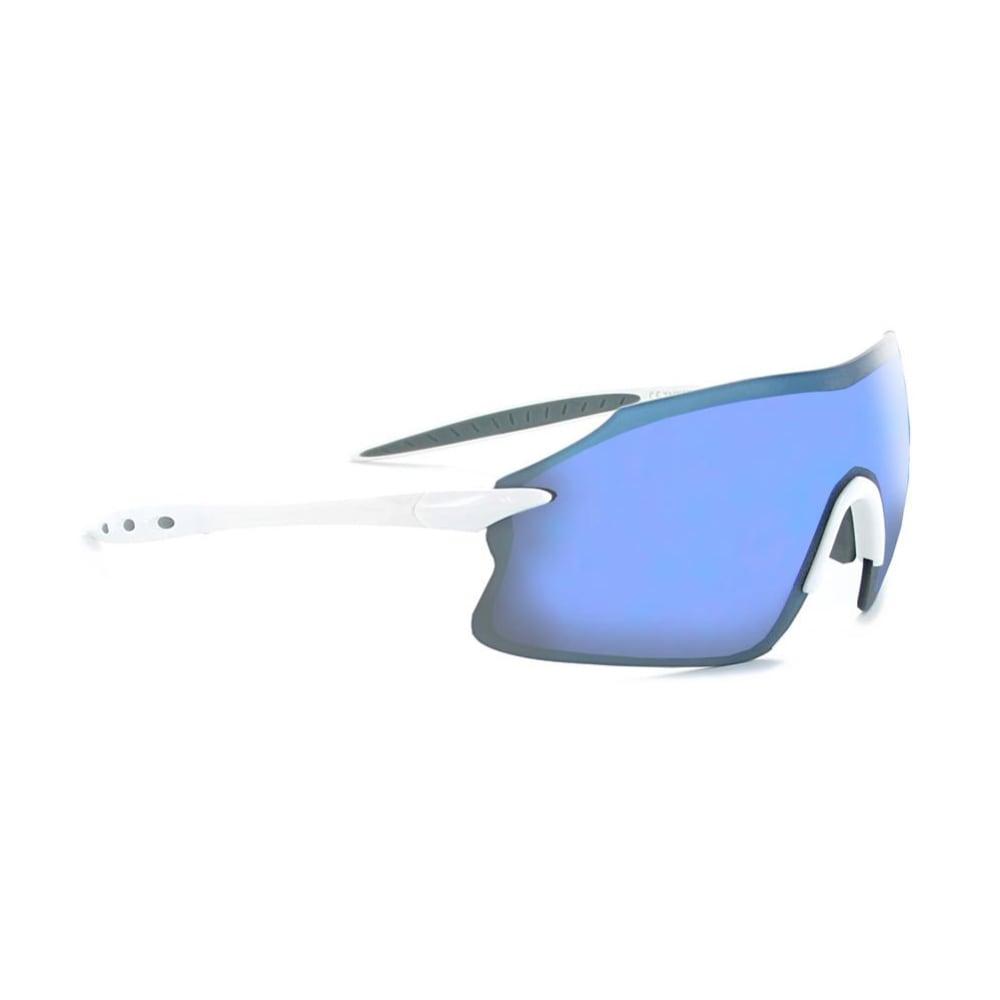 5cd16c82b205 OPTIC NERVE FixiePRO Sunglasses - SHINY WHITE