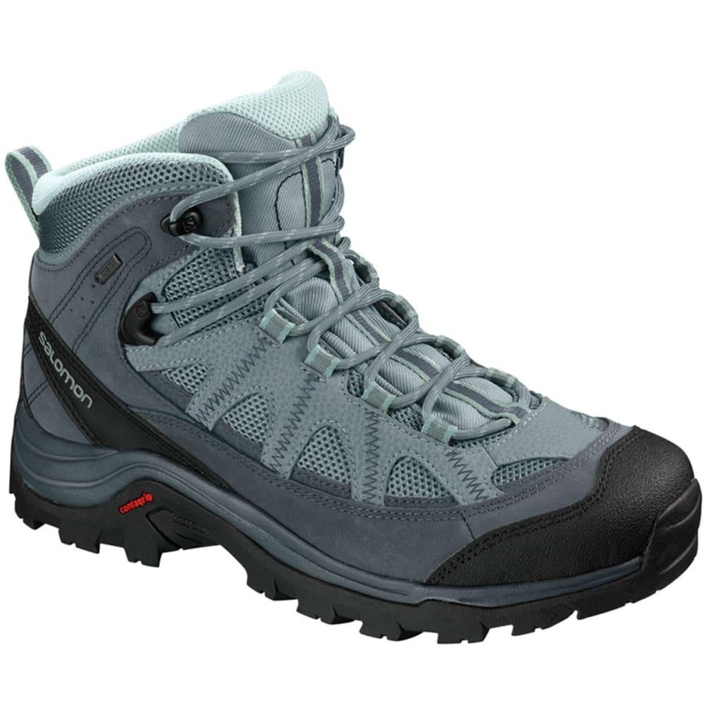 SALOMON Women's Authentic LTR GTX Waterproof Mid Hiking Boots 6.5